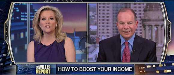 Tony Beshara on Fox Business News Willis Report