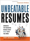Unbeatable Resumes by Tony Beshara